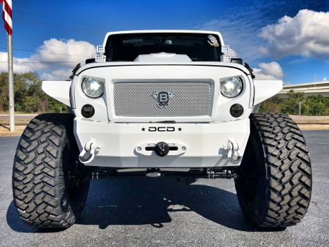 2018 Jeep Wrangler JK Unlimited RUBICON BLIZZARD WHITE-OUT in , Florida