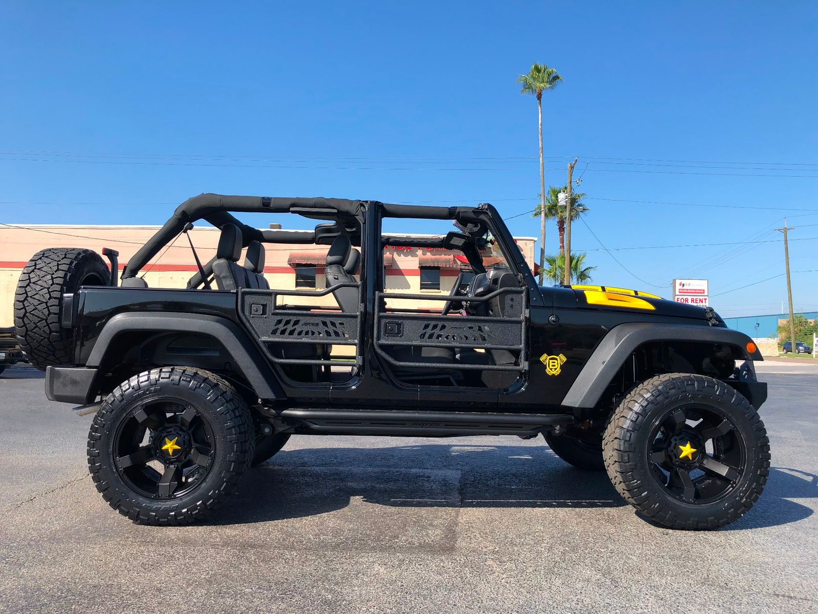 2018 Jeep Rubicon Interior >> 2018 Jeep Wrangler JK Unlimited RUBICON CUSTOM LIFTED 4x4 Florida Bayshore Automotive