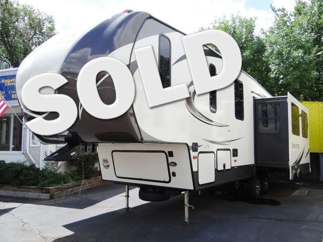 2018 Keystone Sprinter 269FWRLS - Dual Slides  | Colorado Springs, CO | Golden's RV Sales in Colorado Springs CO