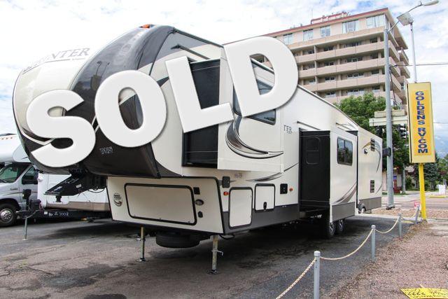 2018 Keystone Sprinter 357FWFLT  | Colorado Springs, CO | Golden's RV Sales in Colorado Springs CO