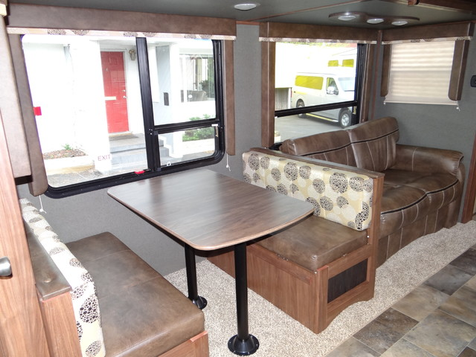 2018 Keystone Sprinter Campfire Edition 26RB Slide-Out Ext Kitchen   Colorado Springs, CO   Golden's RV Sales in Colorado Springs, CO