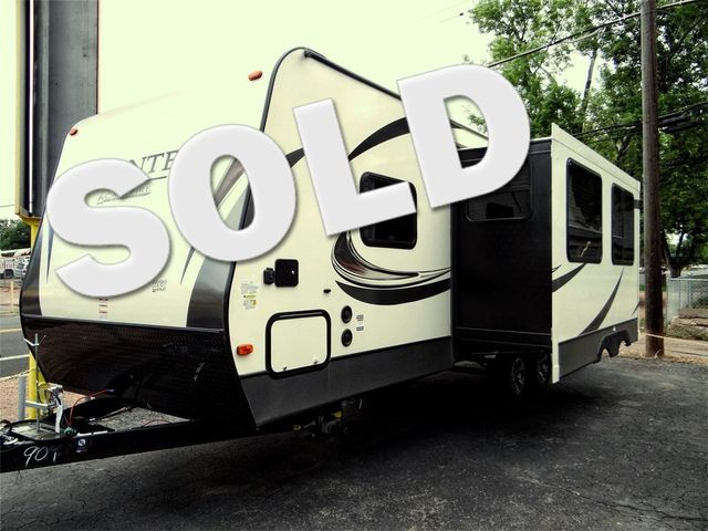 2018 Keystone Sprinter 26RB Slide-Out Ext Kitchen | Colorado Springs, CO | Golden's RV Sales in Colorado Springs CO