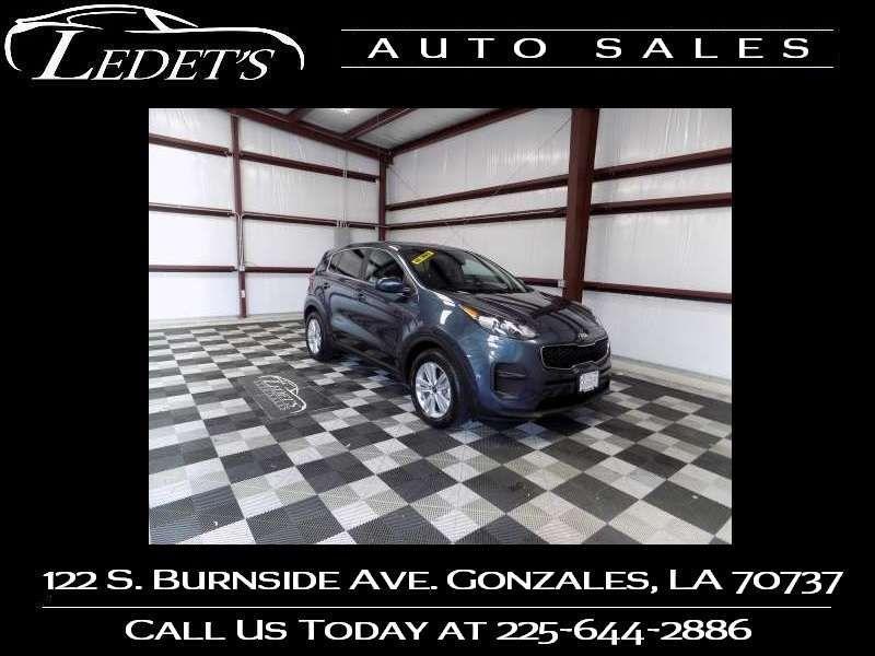 2018 Kia Sportage LX - Ledet's Auto Sales Gonzales_state_zip in Gonzales Louisiana
