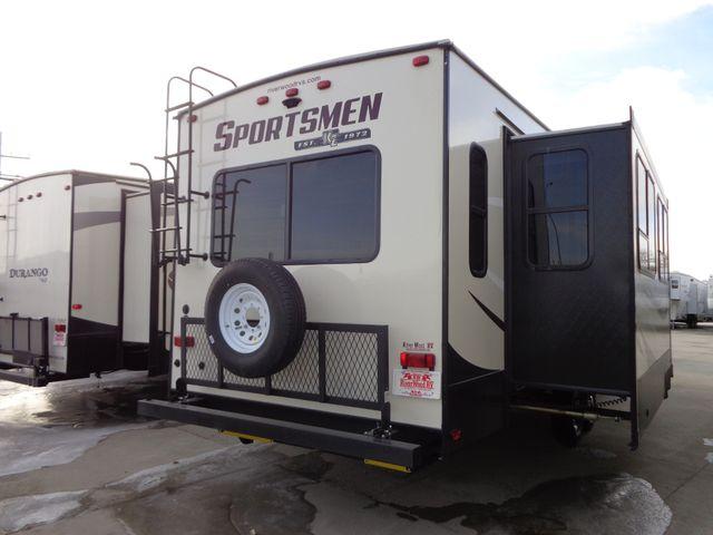 2018 Kz Sportsmen 344BH Mandan, North Dakota 3