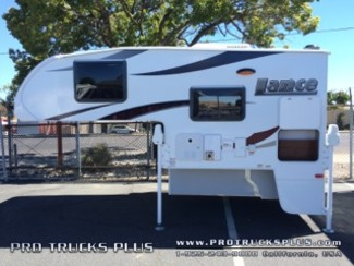 2018 Lance 650 Short Bed Super crew, a/c, power jacks & awning in Livermore California