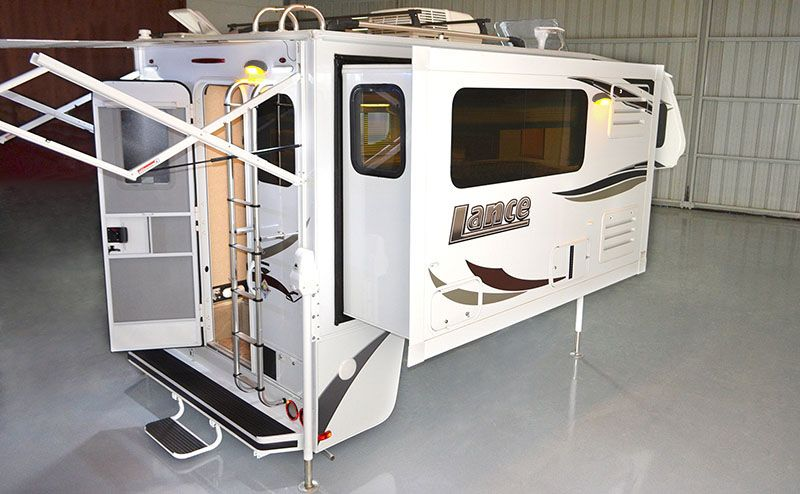 995 Lance 2018 Truck Camper Long Bed Livermore