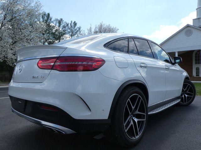 2018 Mercedes-Benz AMG GLE 43 Leesburg, Virginia 1