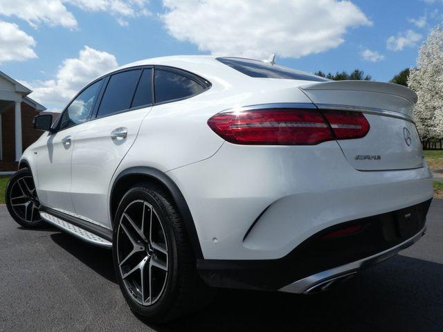 2018 Mercedes-Benz AMG GLE 43 Leesburg, Virginia 2