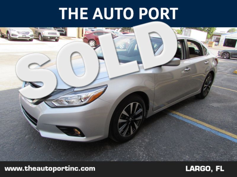 2018 Nissan Altima 2.5 SV | Clearwater, Florida | The Auto Port Inc in Clearwater Florida