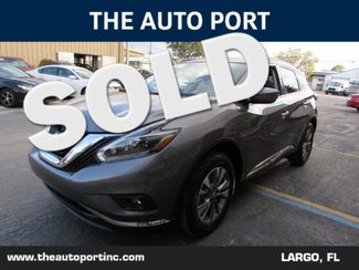 2018 Nissan Murano in Clearwater Florida