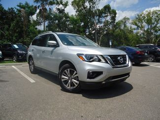 2018 Nissan Pathfinder SL SEFFNER, Florida 9