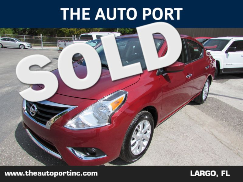 2018 Nissan Versa Sedan SV | Clearwater, Florida | The Auto Port Inc in Clearwater Florida