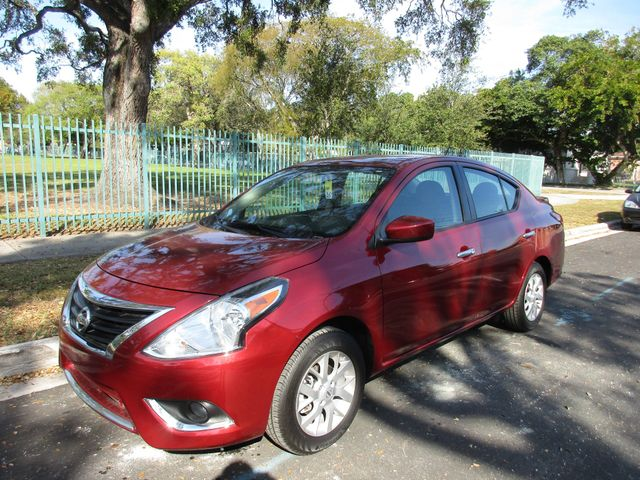 2018 Nissan Versa Sedan SV Come and visit us at wwwoceanautosalescom for our expanded inventory