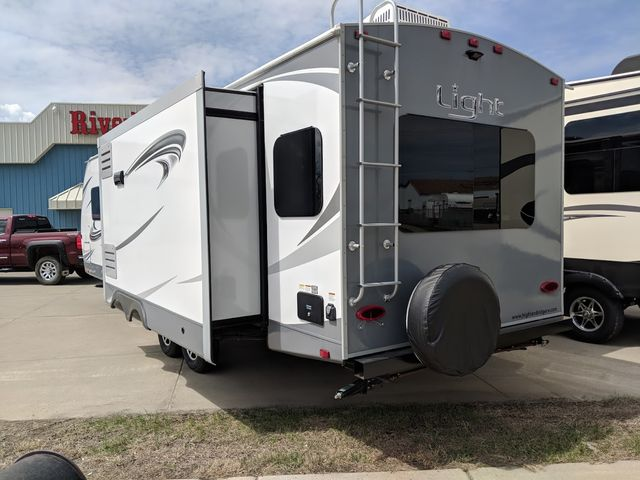 2018 Open Range Light 291RLS Mandan, North Dakota 1