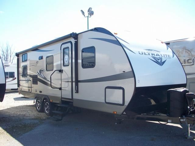 2018 Open Range Ultra Lite 2504BH Mandan, North Dakota 1