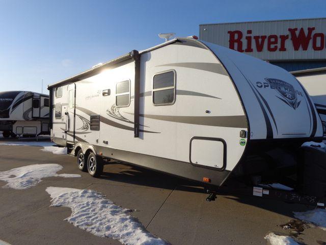 2018 Open Range Ultra Lite 2802BH Mandan, North Dakota 1