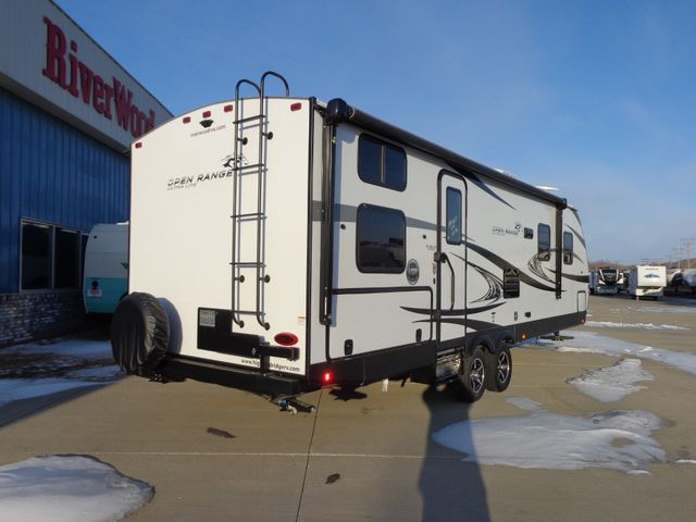 2018 Open Range Ultra Lite 2802BH Mandan, North Dakota 2