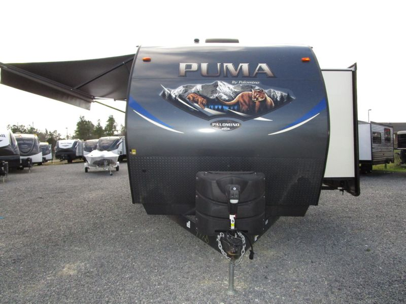 2018 Forest River PUMA  31RLQS  in Charleston, SC