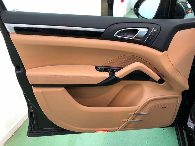 2018 Porsche Cayenne Platinum Edition Longwood, FL 11