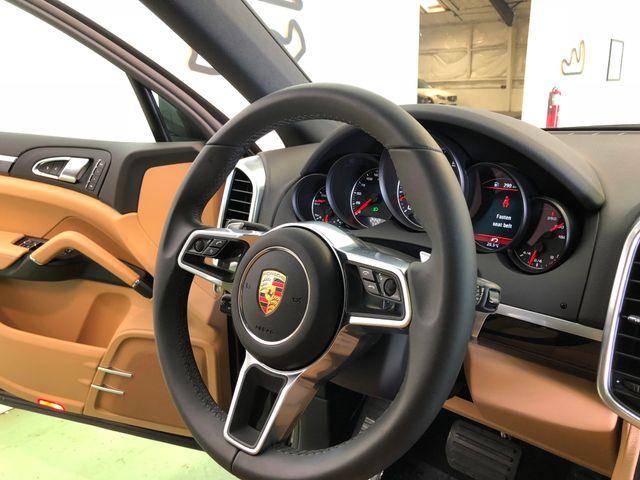 2018 Porsche Cayenne Platinum Edition Longwood, FL 21