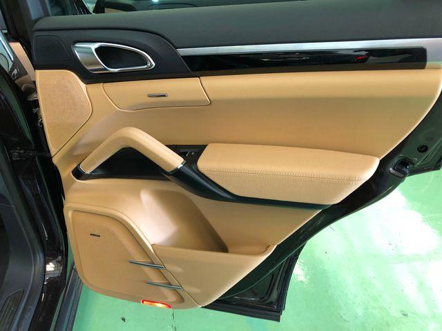 2018 Porsche Cayenne Platinum Edition Longwood, FL 26