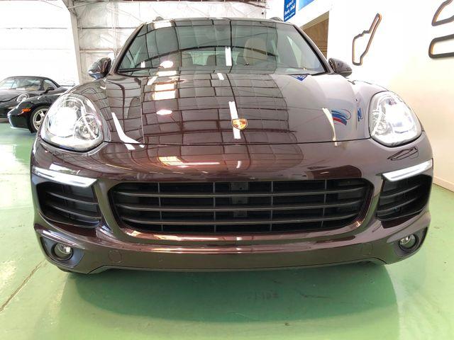 2018 Porsche Cayenne Platinum Edition Longwood, FL 4