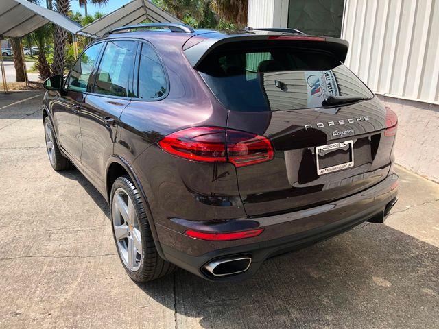 2018 Porsche Cayenne Platinum Edition Longwood, FL 41