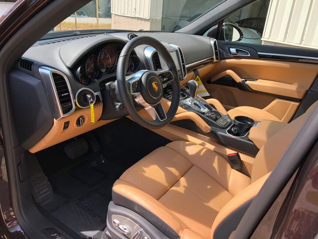 2018 Porsche Cayenne Platinum Edition Longwood, FL 42