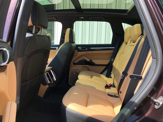 2018 Porsche Cayenne Platinum Edition Longwood, FL 44