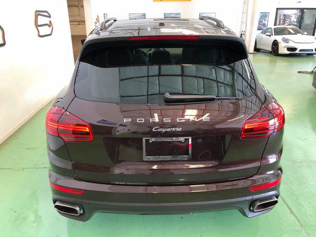 2018 Porsche Cayenne Platinum Edition Longwood, FL 8