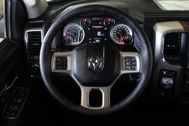 2018 Ram 1500 Laramie Crew Cab 4x4 - HEATED/COOLED LEATHER! Mooresville , NC 4