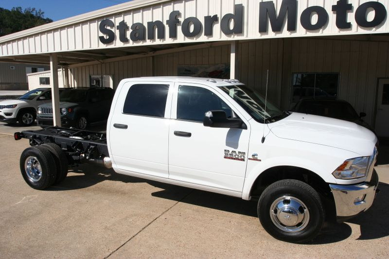 2018 Ram 3500 Chassis Cab Tradesman in Vernon Alabama