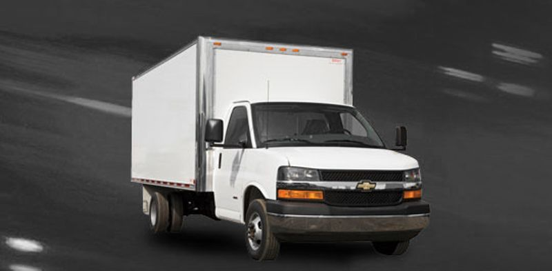 2018 Ranger Design Box Truck Cube Van   in Mesa AZ