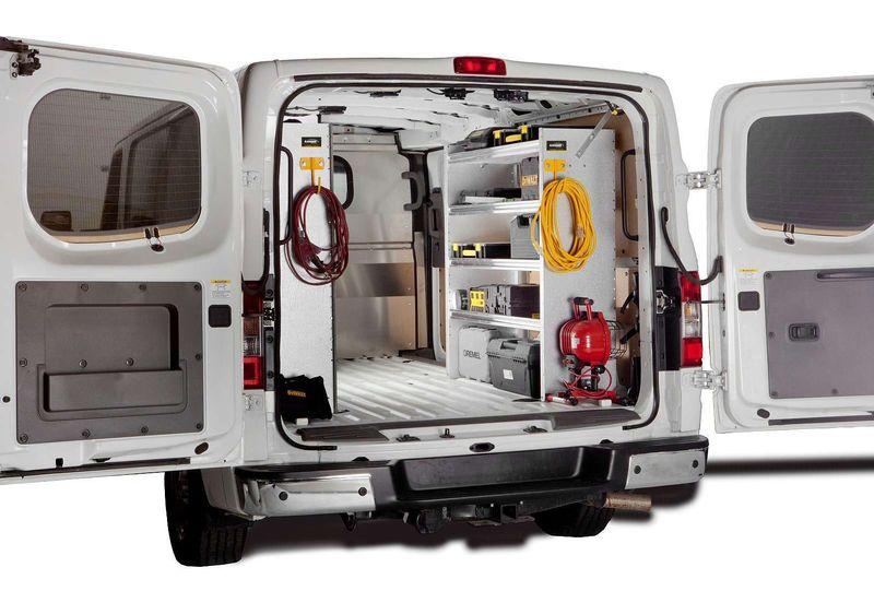 2018 Ranger Design Nissan NV Van  in Mesa AZ