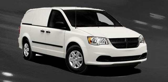 2018 Ranger Design Ram C/V Van  in Mesa AZ