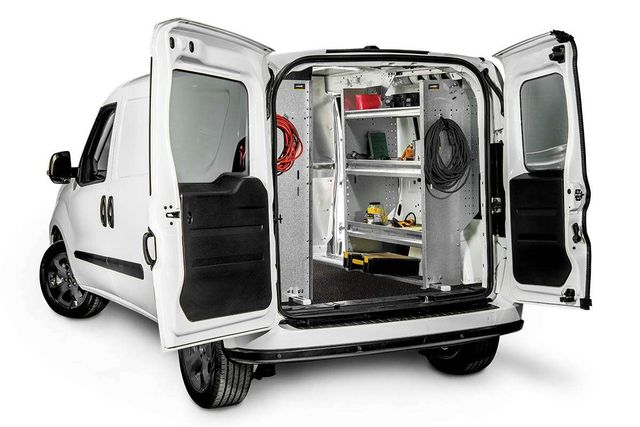 2018 ranger design ram promaster city van mesa az 85202 for Commercial van interior accessories