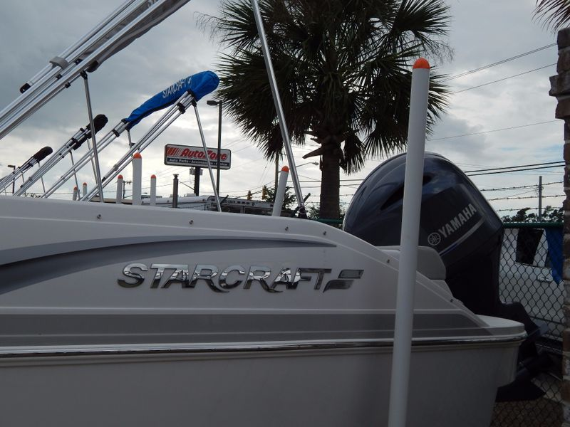2018 Starcraft MDX 211 OB   in Charleston, SC