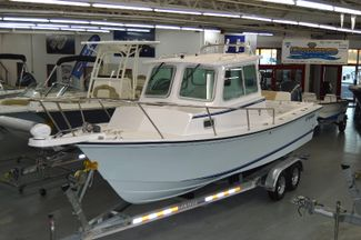 2018 Steiger Craft 23 Chesapeake Pilothouse East Haven, Connecticut 1