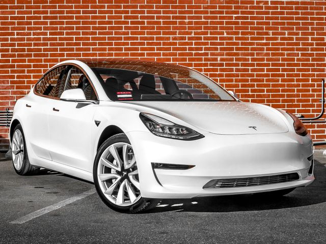 2018 Tesla Model 3 Burbank, CA 1