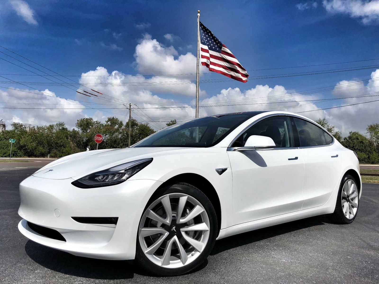 2018 Tesla Model 3 Premium Long Range Enhanced Autopilot Florida