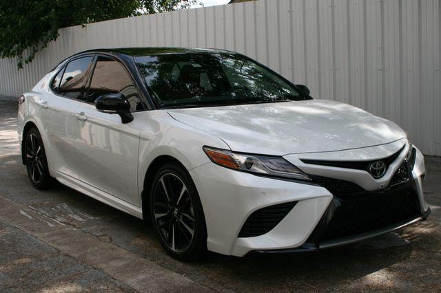 2018 Toyota Camry XSE V6 Houston, Texas 2