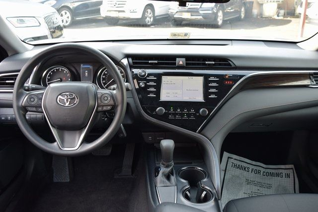 2018 Toyota Camry L Richmond Hill, New York 16