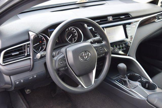 2018 Toyota Camry L Richmond Hill, New York 22