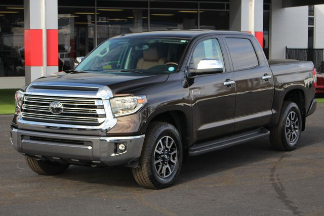 2018 Toyota Tundra 1794 Edition CrewMax 4x4 - TRD OFF ROAD - SUNROOF! Mooresville , NC 21