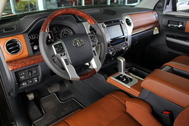 2018 Toyota Tundra 1794 Edition CrewMax 4x4 - TRD OFF ROAD - SUNROOF! Mooresville , NC 29