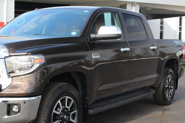 2018 Toyota Tundra 1794 Edition CrewMax 4x4 - TRD OFF ROAD - SUNROOF! Mooresville , NC 24