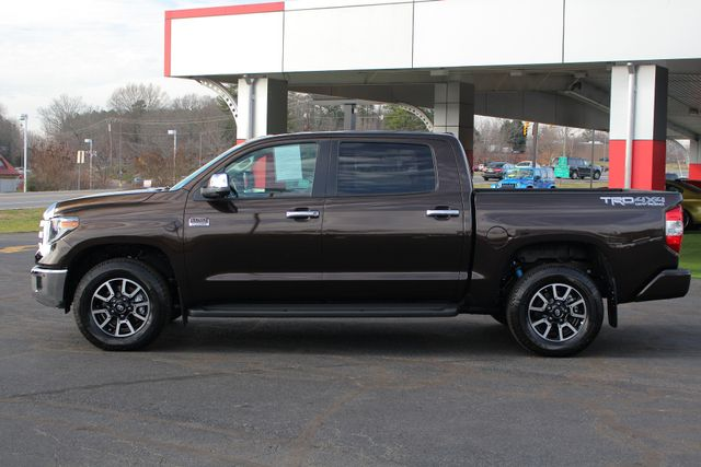 2018 Toyota Tundra 1794 Edition CrewMax 4x4 - TRD OFF ROAD - SUNROOF! Mooresville , NC 14