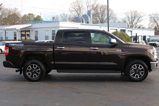 2018 Toyota Tundra 1794 Edition CrewMax 4x4 - TRD OFF ROAD - SUNROOF! Mooresville , NC 13