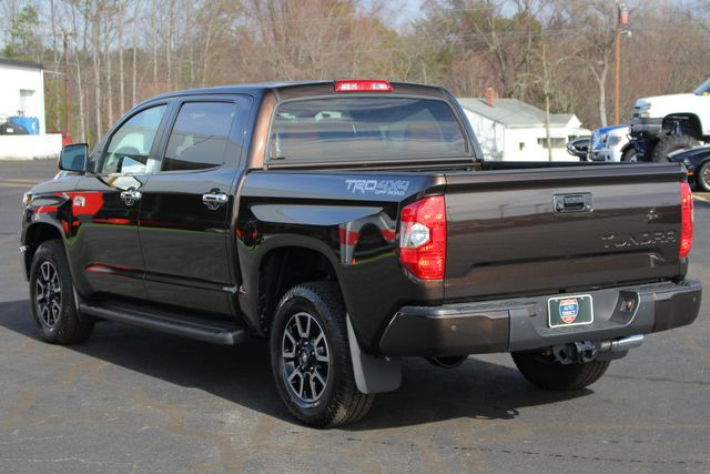 2018 Toyota Tundra 1794 Edition CrewMax 4x4 - TRD OFF ROAD - SUNROOF! Mooresville , NC 23