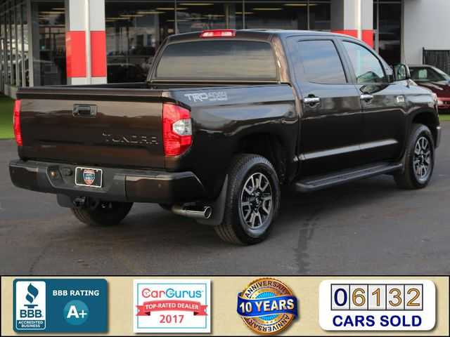 2018 Toyota Tundra 1794 Edition CrewMax 4x4 - TRD OFF ROAD - SUNROOF! Mooresville , NC 2